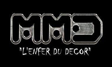 """Visueel van project Nouvel Album : """"L'ENFER DU DECOR"""""""