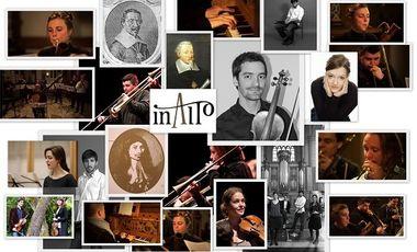 Visueel van project Enregistrement CD ensemble InAlto: Nachfolge, Heinrich Schütz and his legacy
