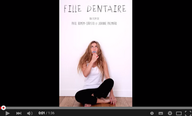 Project visual Fille Dentaire