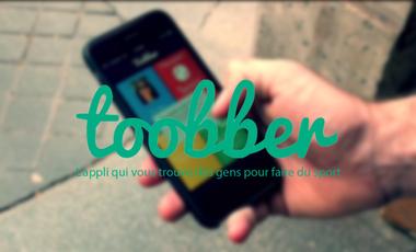Visuel du projet Toobber