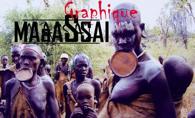 Visueel van project Graphique MAaassai