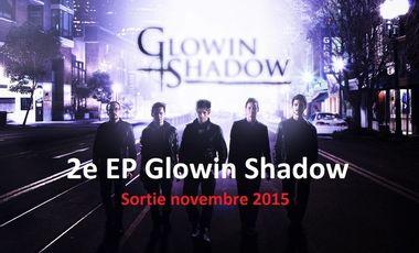 Project visual 2e EP de GLOWIN SHADOW