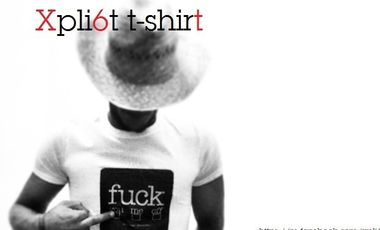Project visual Xpli6t t-shirt