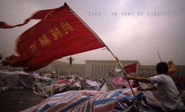 "Visueel van project Catalogue photographies: ""1989,  Un vent de liberté """