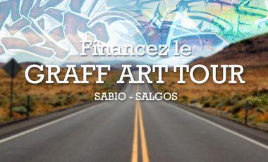 Visueel van project Graff Art Tour