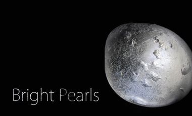Project visual Bright Pearls