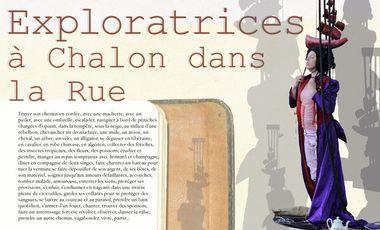 Visueel van project Exploratrices à Chalon