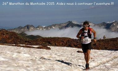 Visueel van project Marathon du Montcalm 2015