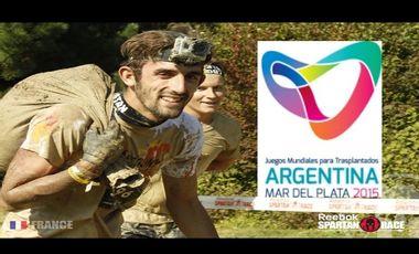 Visueel van project Participation au jeux mondiaux des transplantés