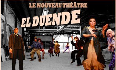 Project visual Le nouveau Théâtre El Duende