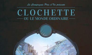 Project visual Clochette ou le monde ordinaire