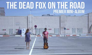 Project visual THE DEAD FOX ON THE ROAD - Premier mini-album