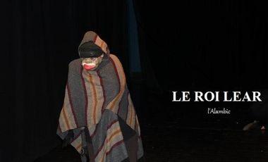 Visueel van project Le Roi Lear