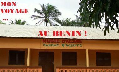 Project visual Mon voyage au Bénin
