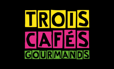 Project visual Trois Cafés Gourmands - 2nd Album (LP)