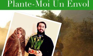 Visueel van project Plante-Moi Un Envol: Un Tour d'Europe Ecologique, Humain et Enthousiaste