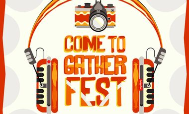 Project visual Come To Gather Fest