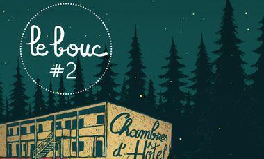 Project visual Revue le Bouc # 2