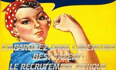 Visueel van project BEST TALENT:LES SUPERWOMEN DU RECRUTEMENT