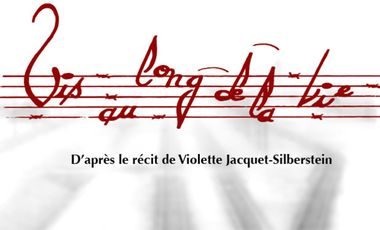 "Project visual ""Vis au long de la vie"" au Festival d'Avignon Off 2013!"