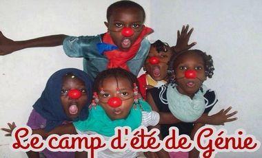 Visueel van project Le Camp d'été de Génie