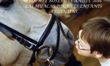 Visuel du projet Roses des Andes et les enfants handicapés d'Argentine