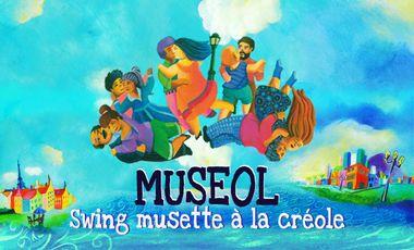 Visueel van project MUSEOL l'album!!