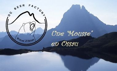 "Visueel van project Une ""Mousse"" en Ossau"