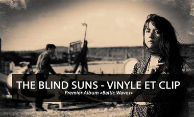 """Visueel van project The Blind Suns - Vinyle Premier Album - Clip """"Rockerfeller"""""""
