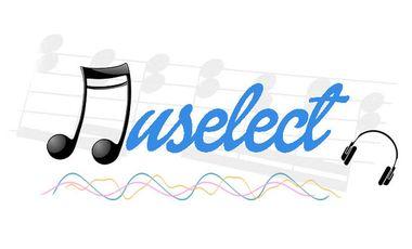 Visueel van project Muselect