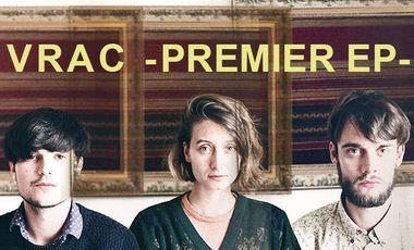 Project visual Vrac - Premier EP -