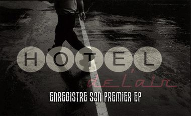 Visueel van project HÔtEl De L'Air - Enregistrement Premier EP