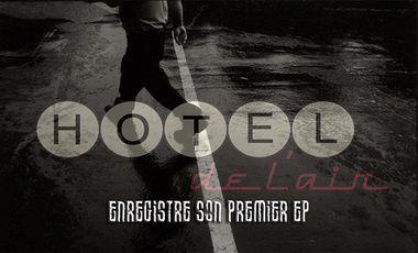 Visuel du projet HÔtEl De L'Air - Enregistrement Premier EP