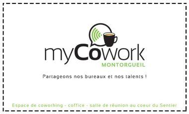 Visueel van project myCowork Montorgueil, espace de coworking Paris