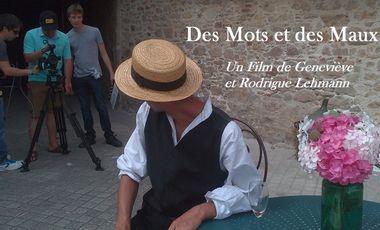 Visuel du projet Film Des Mots et Des Maux