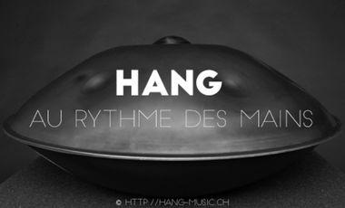 Visuel du projet Hang - Au Rythme des Mains