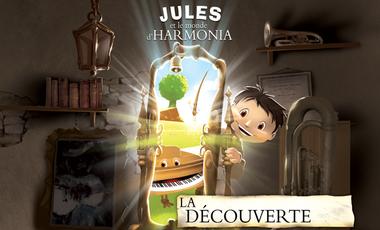 Visueel van project Jules et le monde d'Harmonia