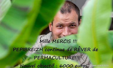 Visueel van project Pepibreizh rêve de permaculture ...