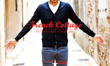 Visueel van project FRENCH COTTAGE : Cardigans Made in France (Auvergne)