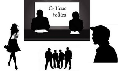 Project visual Criticus Follies