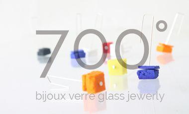 Project visual 700° Bijoux en pâte de verre  - Participation au salon BIJORHCA
