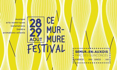 Project visual Ce Murmure Festival