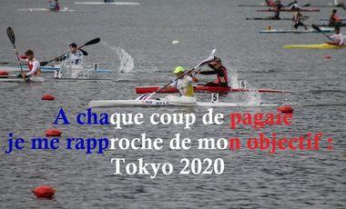 Visueel van project Mon projet : briller pour la France en kayak