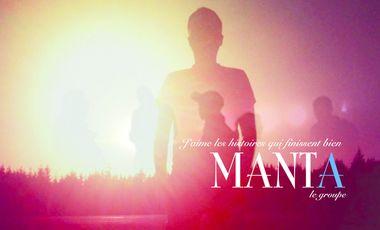 Project visual Le premier album de MANTA