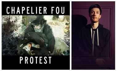 """Visueel van project """"Protest"""" : une fiction musicale / a musical fiction"""