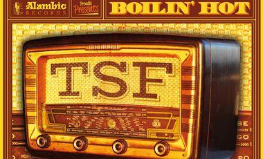 "Visuel du projet Nouvel Album ""Boilin'Hot""- TSF Ska"