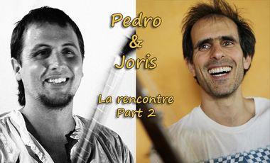 Project visual Pedro et Joris , la rencontre part 2.