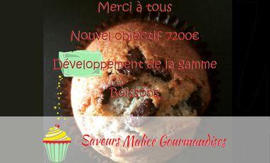 Visuel du projet Saveurs, Malice et Gourmandises