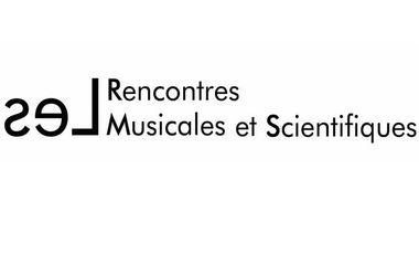 Project visual Les Rencontres Musicales et Scientifiques