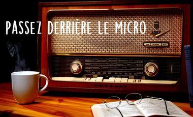 Visuel du projet Passez derrière le micro